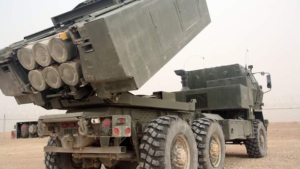 Ракетно-артиллерийская система оперативно-тактического назначения (HIMARS)