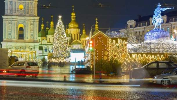 В Києві обмежать рух