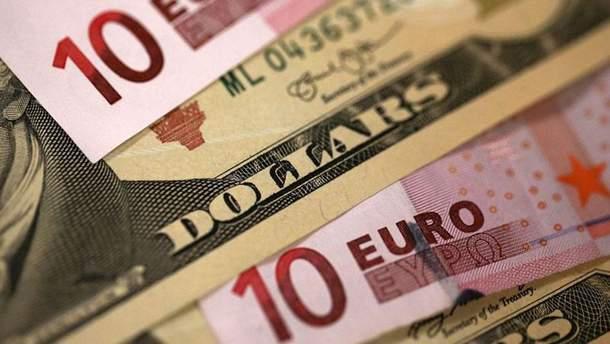 Наличный курс валют 29 ноября в Украине