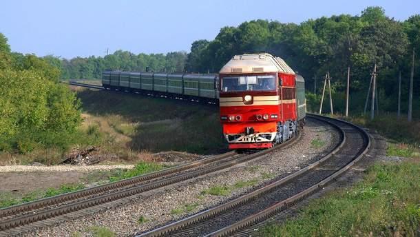 Росія запускає всі потяги в обхід України