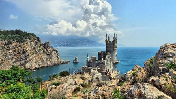 В Крыму с туристов будут собирать курортный сбор