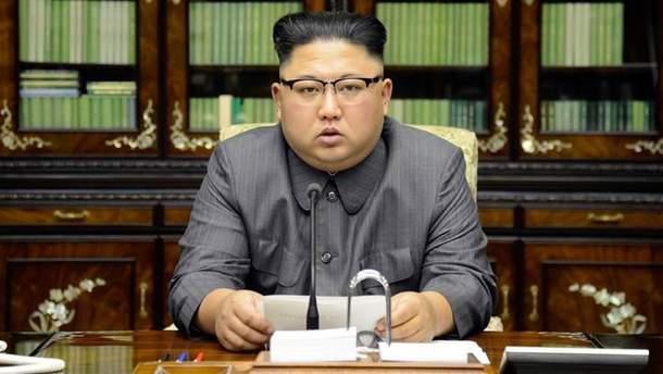 Кім Чен Ин не збирається зупинятися на шляху до вдосконалення ядерного арсеналу КНДР