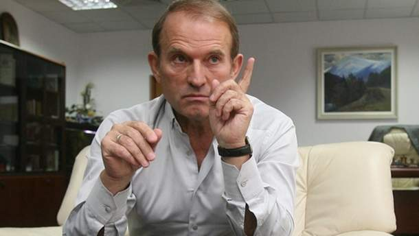Обмін полоненими відбудеться у два етапи, сказав Медведчук