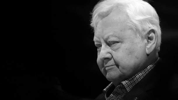 Олег Табаков: біографія та особисте життя