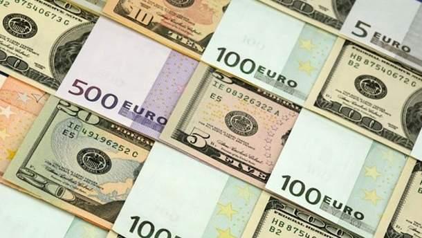 Готівковий курс валют 1 грудня в Україні