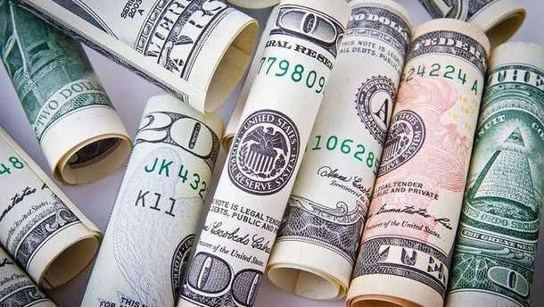 Курс валют НБУ на 1 декабря