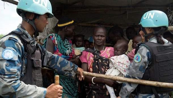 Убийства в Южном Судане