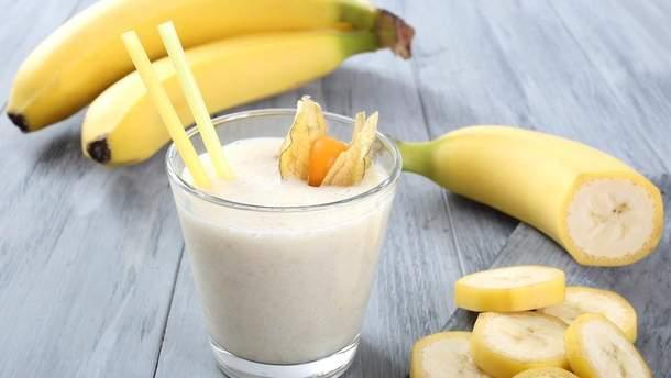Їжте банани на сніданок!