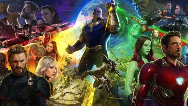 """""""Мстители Война бесконечности"""": трейлер смотреть онлайн"""