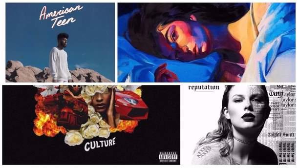 Найкращі альбоми за версією Rolling Stone