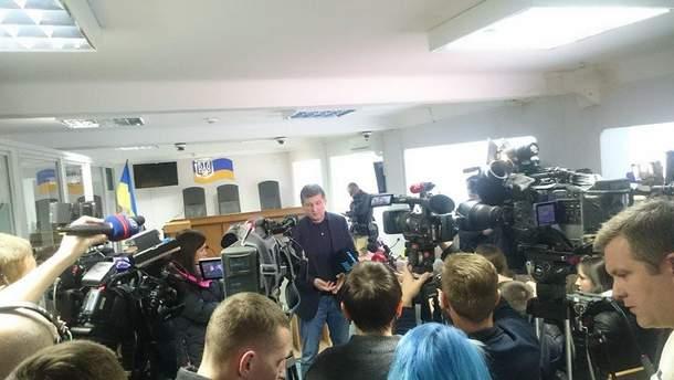 Сину нардепа Ігоря Попова обрали запобіжний захід