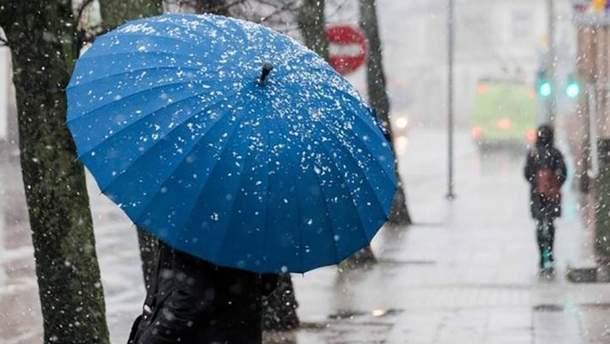Какая погода ожидает украинцев в ближайшие дни