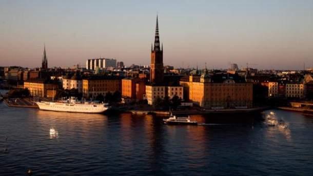 В парламенте Швеции впервые почтили память жертв Голодомора