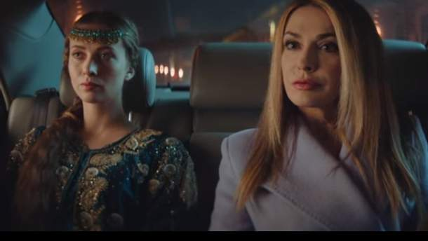 Ольга Сумська знялась у соціальному ролику Нацполіції