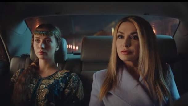 Ольга Сумская снялась в социальном ролике Нацполиции