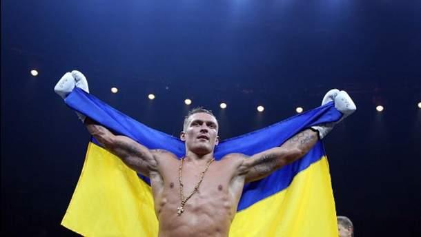 Бой Усик – Бриедис может состояться в Украине