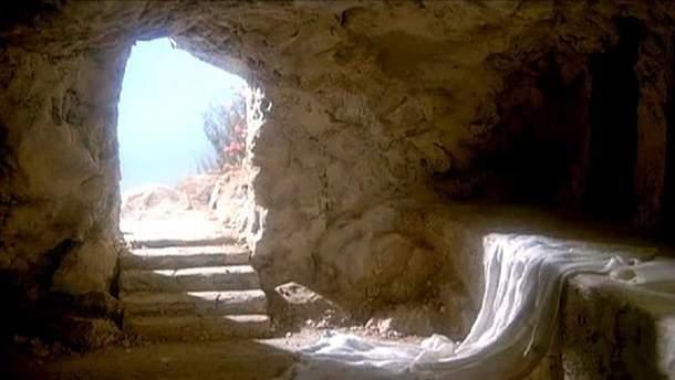 Храм Гроба Господня исследовали