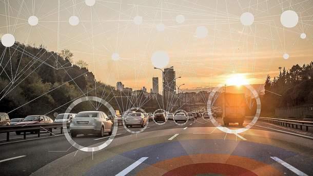 Майбутній рух на автомагістралях