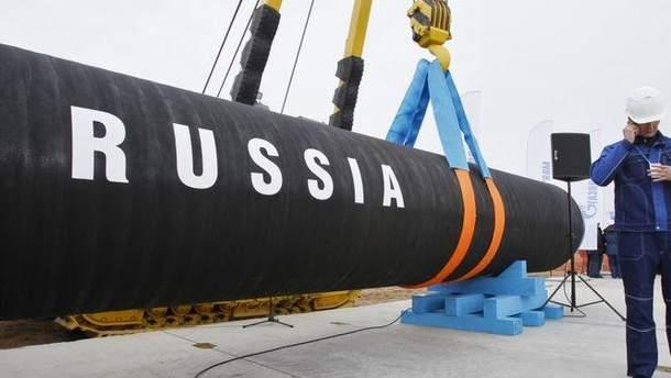 """США выступило против """"Северного потока-2"""""""