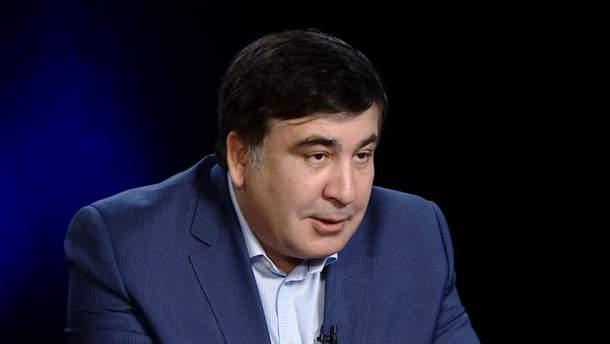 Саакашвили продлили срок пребывания в Украине