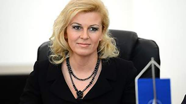 Президент Хорватии
