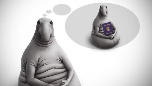 Біометричний паспорт в Україні: ажіотаж не вщухає