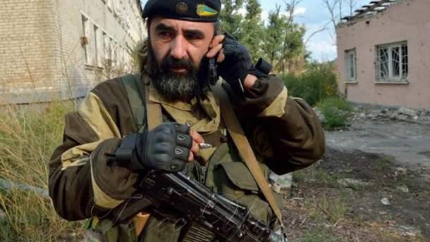 В честь бойца АТО Саралидзе назвали звезду