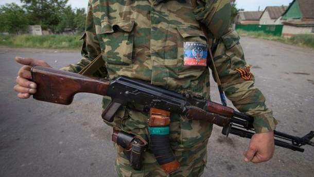 """Бойовика """"ЛДНР"""", який катував військовополонених, судитимуть"""