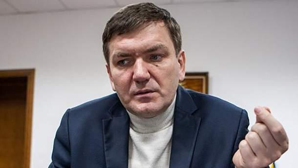 Сергей Горбатюк выдвинул обвинения чиновникам