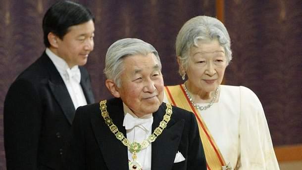 Імператор Японії зречеться  престолу в 2019 році
