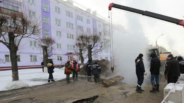 Аварія у Красноярську