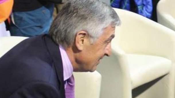 Дядю Саакашвили не пустили в Украину