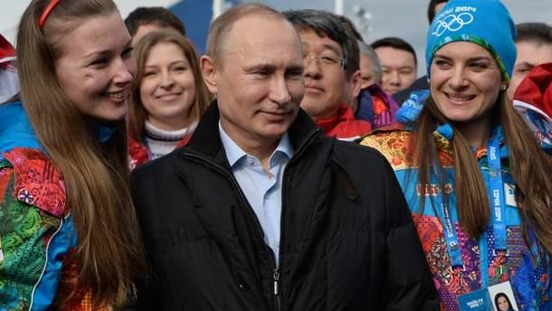 Надо наказать Путина, отстранив Россию от участия в Олимпиаде-2018