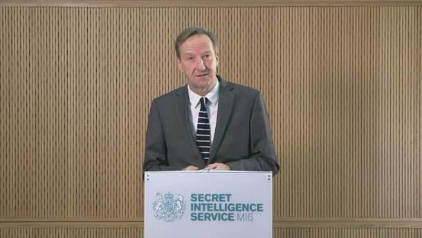 Алекс Юнгер считает Россию главной угрозой для международной безопасности Великобритании
