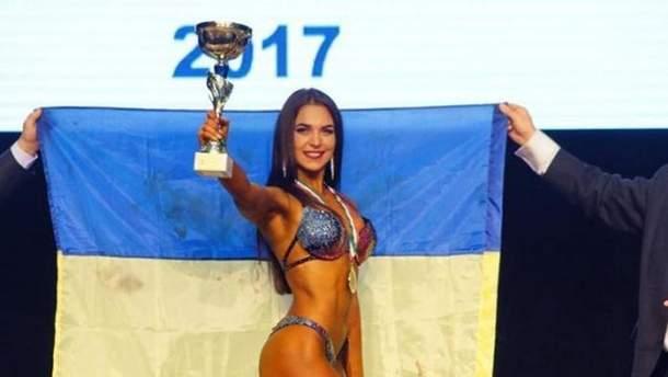 Как украинка стала вице-чемпионкой Европы по фитнес-бикини