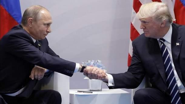 США і Росія могли домовлятись про зняття санкцій