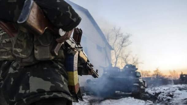 Український боєць помер від отриманих поранень