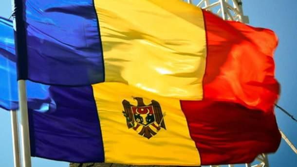 Униаты прошли по улицам Кишинева