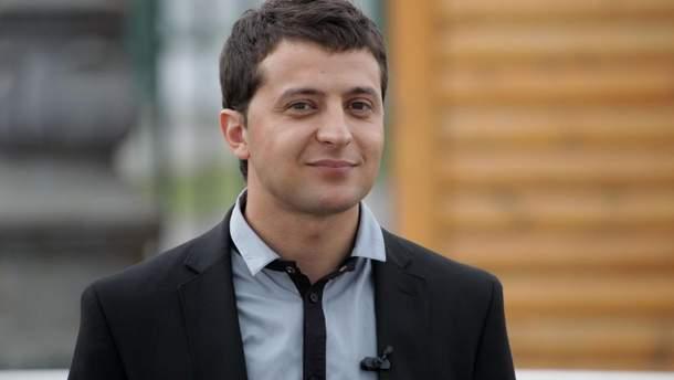 Зеленский пойдет в президенты?