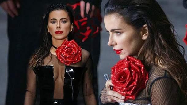 Ани Лорак анонсировала концерт на украинском канале