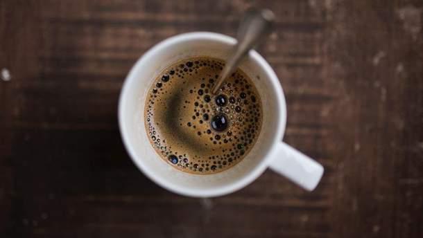 Негативний вплив кави