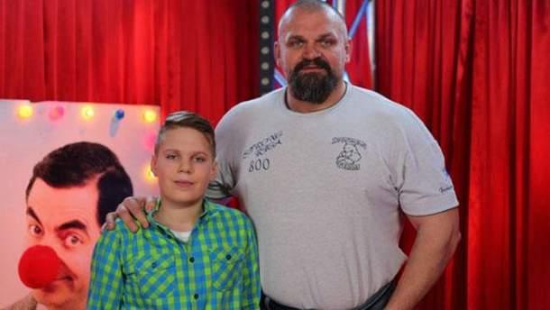 Сын Василия Вирастюка попал под колеса авто в Киеве