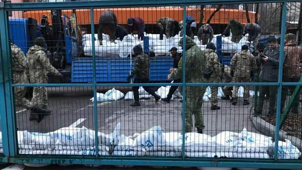 В Киеве неизвестные заблокировали NewsOne