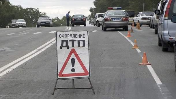 Участник резонансного ДТП в Крыму был бывшим ГАИшником (иллюстрация)