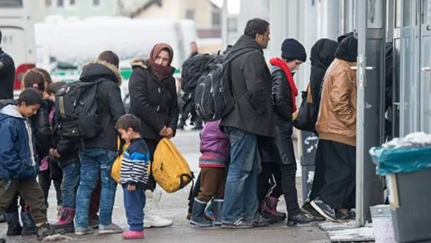 Німеччина допомагатиме біженцям, які  повернуться додому