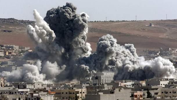 Повітряні атаки в Сирії: загинуло 27 мирних жителів