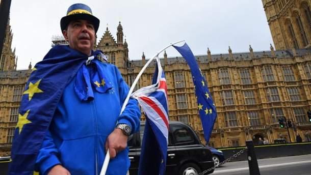 50% британців хочуть нового референдуму щодо Brexit