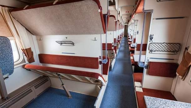 """""""Укрзалізниця"""" буде прибирати пасажирські вагони частіше"""