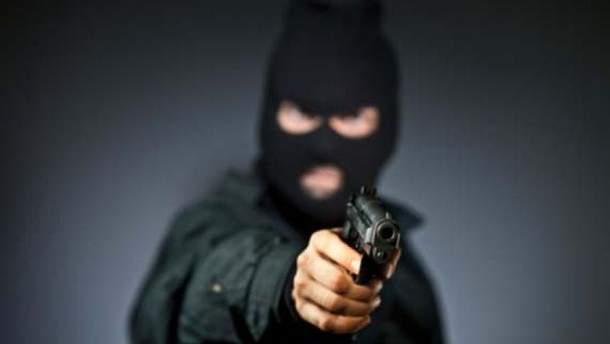 У Білій Церкві грабіжник застрелив охоронця ювелірного магазину