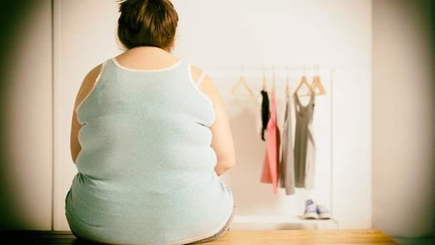 Ожиріння небезпечніше, ніч вважалося раніше